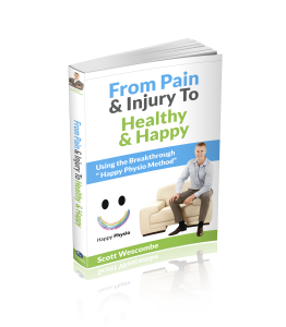 From Pain & Injury To Healthy & Happy 3D Book