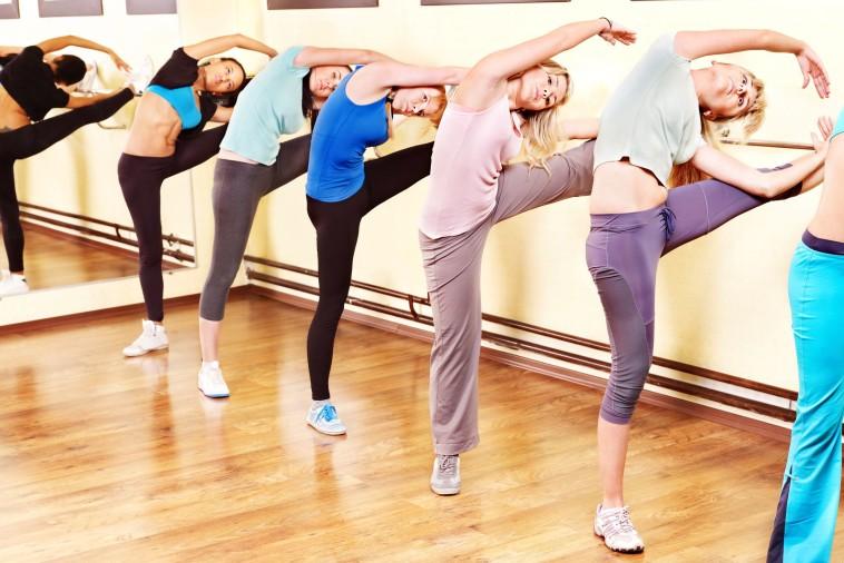 happy physio barre classes in perth