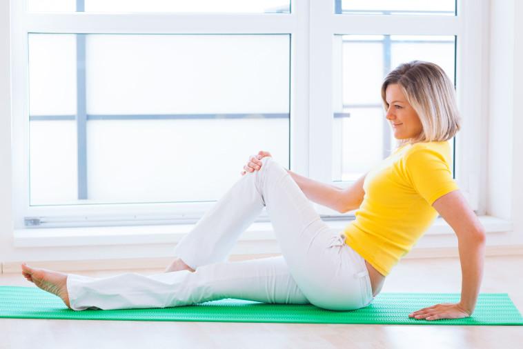 perth knee pain physio exercises