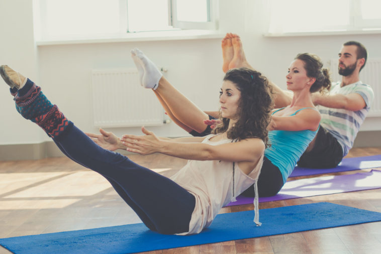 happy physio yoga classes in perth