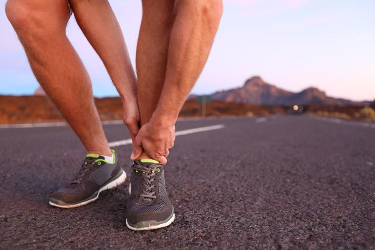 perth ankle sprain physio