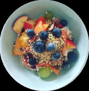 Breakfast Super Booster Bowl