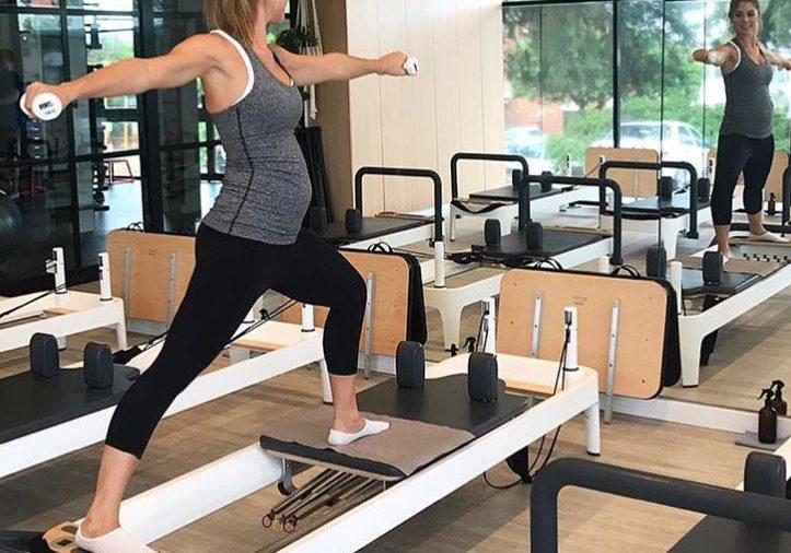 Postpartum Reformer Pilates X